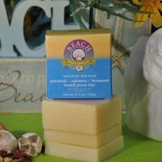 Atlantis handcrafted organic soap