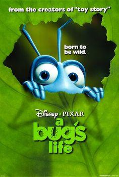 Bugs Life - Courage