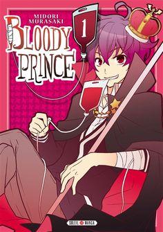 Bloody Prince, tome 1 - Mana, exorciste, intègre une nouvelle école clans laquelle sévirait un vampire. Une fois sur place, elle se trouve nez à nez avec un suceur de sang sous perfusions, mou du genou et complètement intégré à son époque ! Abasourdie devant tant de nonchalance, Mana en oublierait presque sa mission première... Retrouvez une histoire d'amour lycéenne entre un vampire pacifiste et une exorciste remontée à bloc !!