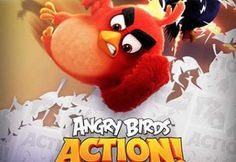 Angry Birds Action! Is A New Game With Old Characters  http://goo.gl/Gsld3r