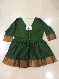 Indian Dresses For Kids, Kids Indian Wear, Little Girl Outfits, Kids Outfits, Kids Blouse Designs, Kids Dress Wear, Baby Dress Design, Kids Lehenga, Baby Girl Dress Patterns