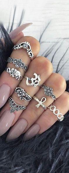 We love Rings