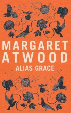 Image result for alias grace book cover