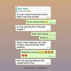 Quotes Lucu, Cinta Quotes, Quotes Galau, Jokes Quotes, Funny Quotes, Cute Couples Texts, Couple Texts, Memes Funny Faces, Funny Tweets