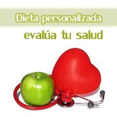 Evalua tu salud y te ayudaremos de una manera Coherente a mejorarla.