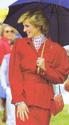 28 MAY 1986 PRINCESS DIANA VISITS THE SUFFOLK AGRICULTURAL SHOW IN IPSWICH…