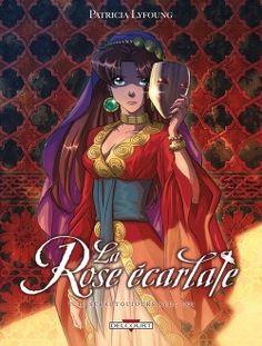 Patricia Lyfoung. La Rose écarlate : Tome 5. Je serai toujours avec toi, Delcourt, 2009 Cote BD 646