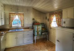 Cottage #00 Kitchen PS II by murraycdm, via Flickr