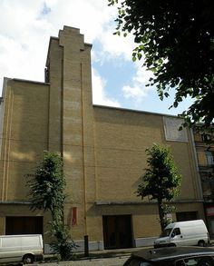 Image result for 1960's american church facade