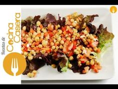 Recetas de ensaladas originales | Recetas de Cocina Casera - Recetas fáciles y sencillas