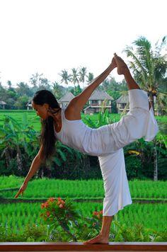 Yoga Barn, Ubud, Bali. Definitely going here!