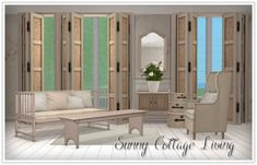 Sims 2 - Sunny Cottage Living - Downloads - BPS Community