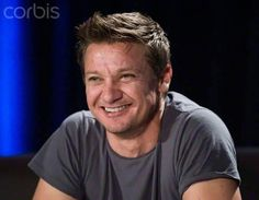 Jeremy Renner at Chicago Comic Con