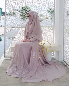 Bridal Gowns, Wedding Gowns, Hijabi Girl, Islamic Love Quotes, Wedding Art, Niqab, Fashion Sewing, Bride, How To Wear