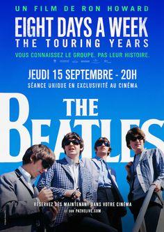 Trailer du documentaire de Ron Howard sur les Beatles