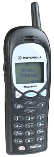 1 - Motorola Talkabout T2282  Had this in Spain