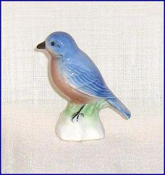 Canadian Tender Leaf Tea Premium Bluebird by EttasEmporium Blue Bird, Are You The One, Birds, Leaves, Tea, Painting, Vintage, Painting Art, Bird