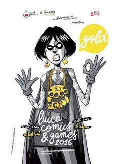 Diabolik a Lucca Comics