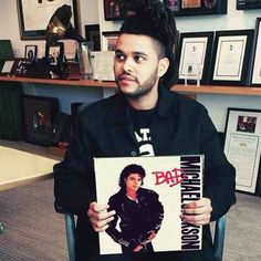 Rare sighting of the King of pop and the Prince