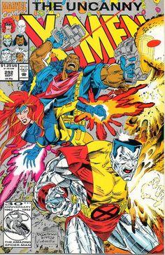 Uncanny X-Men 292