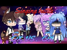 Singing battle///Ex vs. Ex\\\Gacha life Sub Count, Sssniperwolf, Life Video, Charlie Puth, Artist Album, Character Outfits, Best Artist, Music Publishing, Album Covers