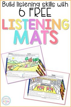 Listening Activities to Get Your Students Back into an Attentive Habit