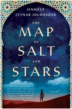 Debut Author Snapshot: Jennifer Zeynab Joukhadar (Author of The Map of Salt and Stars) May, 2018 | Goodreads