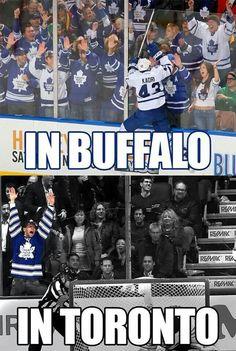 Toronto Maple Leafs - Toronto & Buffalo