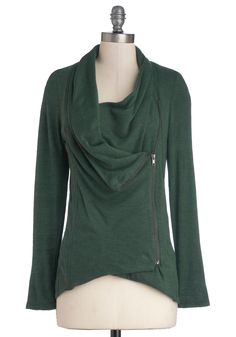 Airport Greeting Cardigan in Forest #modcloth #ad *comfy