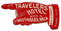 The Lost Art of Hotel Luggage Labels | Messy Nessy Chic