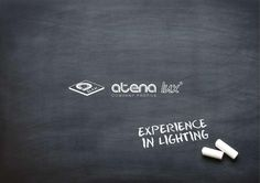 Experience in Lighting - Atena Lux 2014 Our most important realizations..but that's not all, come and discover us!