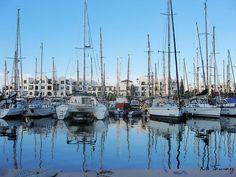 Port el Kantoui, Tunisia - our honeymoon destination Oct. 1997!