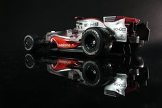Lewis Hamilton fan? Our 1:8 scale McLaren MP4-23 is the car he drove when he secured his 2008 F1 championship!