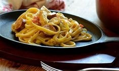 Pasta Recipes : Rattlesnake Cajun pasta with andouille sausage and chicken -