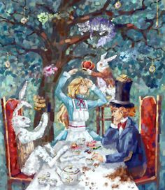 Nerin Fox-Alice in Wonderland