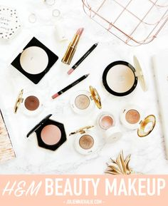 H&M Beauty Makeup Review  - http://www.joliennathalie.com/2016/11/hm-beauty-makeup-review.html