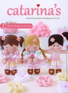 Apostila Catarina's Bonequinhas