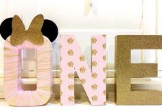 Adorable 1st bday decor for our soon to be baby girl.