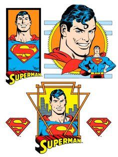 Superman: The Man of Steel from 1982 DC Comics Style Guide by José Luis García-López