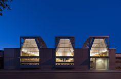 Public Library of Constitucion by Sebastian Irarrazaval, Constitucion – Chile » Retail Design Blog