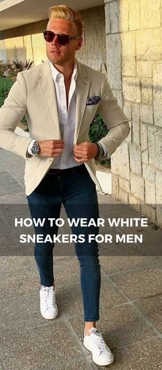 How To Dress Up Your Sneakers – LIFESTYLE BY PS