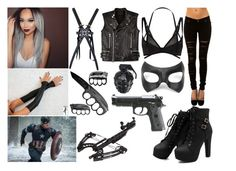 """The Masked One AKA Luna Knight"" by xx-alisha-xx ❤ liked on Polyvore featuring Myla, Diesel Black Gold, Tripp, Masquerade, women's clothing, women's fashion, women, female, woman and misses"