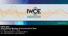 IWCE 2013 International Wireless Communications Expo  라스베가스 무선 통신 박람회