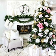 By far one of my favorite tress! It is soo gorgeous and magical! Its elegance welcomes the holiday spirit! Click for details