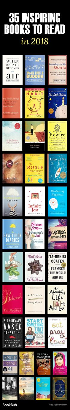 Reading list of inspirational books worth reading in 2017 and including great books for women, inspirational books, self-help books, and other books worth reading. Self Help & Motivational I Love Books, Good Books, Books To Read, My Books, Reading Lists, Book Lists, Fiction And Nonfiction, Inspirational Books, Reading Material
