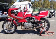 Radical Ducati S.: From Canary islands the beautiful Pantah of Juan Jose Ducati Pantah, Canary Islands, Beautiful