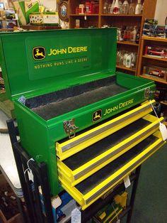 John Deere Fridge This Would Go Wonderful In My Kitchen