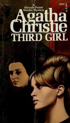 Third Girl by Agatha Christie.  Pocket Book edition - have in my collection