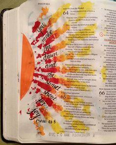 Bible Journaling Ideas | 1000+ Bilder zu Journaling Bible ideas auf Pinterest | Tagebuch ...