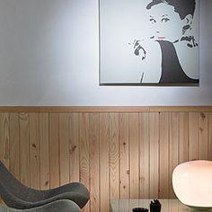 Friso madera FRISOLAR ABETO NATURAL Ref. 14796782 - Leroy Merlin - Bricolaje, construcción, decoración, jardín